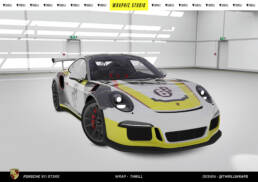THRoject-001-THRILL-Custom-Vinyl-Wrap-Design-Geometric-Livery-on-Porsche-911-GT3RS-1
