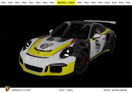 THRoject-001-THRILL-Custom-Vinyl-Wrap-Design-Geometric-Livery-on-Porsche-911-GT3RS-6